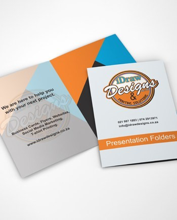 Presentation Folders | Command customer attention